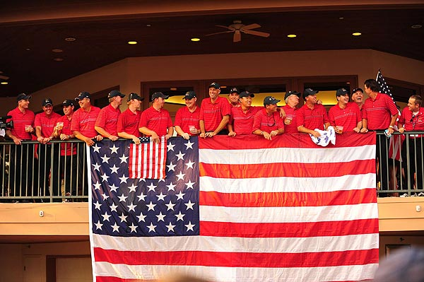U.S. Wins 37th Ryder Cup                           Team USA won the Ryder Cup at Valhalla, 16 1/2 to 11 1/2.