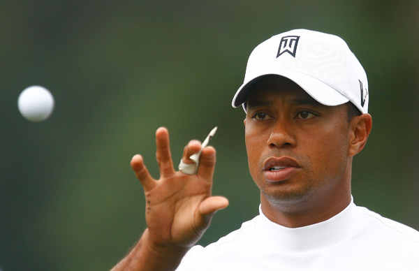 Woods leads the FedEx Cup race, and he will win the $10 million bonus if he wins the Tour Championship.
