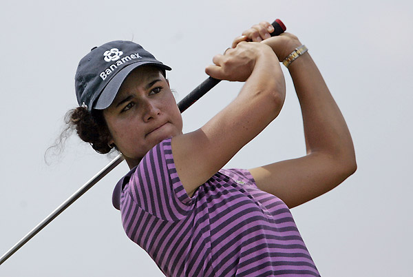 Third Round of the Navistar LPGA Classic                           Lorena Ochoa will try to win her first event since May after finishing with a share of the lead.