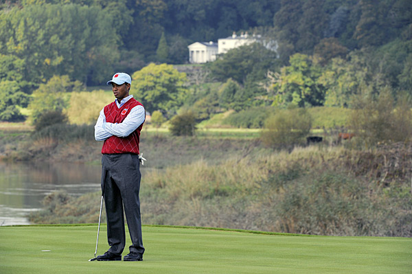 Woods could salvage a year to forget with a stellar performance this week in Wales.