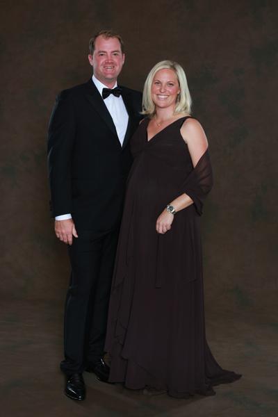 Peter and Sanna Hanson.