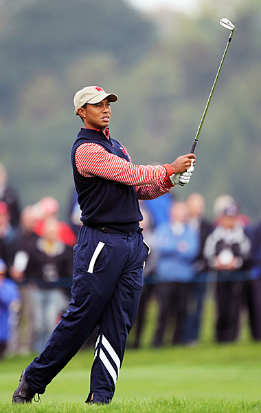 has played well in Ryder Cup singles but struggled in the other events.