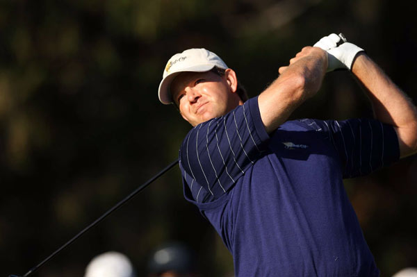 Retief Goosen                       Overall record: 2-2-1                       Points earned: 2.5                       Grade: C+                       Goosen has won two U.S. Opens, and the International team needed a big-time performance from him. Instead, Goosen played ... decent. The Goose deserves credit for becoming the first player to defeat Jim Furyk in singles in a Presidents Cup, but his team needed more. A quiet end to a quiet year.