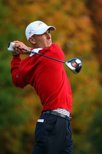 "Charles Howell III, 29                                              In the wake of what his pal Woods did early in his career, Howell's first decade on Tour has been one of the most dissected and criticized in history. CH3 killed on the American Junior Golf Association circuit, and hopes were raised even higher when at age 17 he faced Woods in the round of 16 at the 1996 U.S. Amateur. ""The longer I stay alive in match play,"" Howell said then, ""the more school I get to miss."" Alas, Woods sent the skinny kid back to high school (3 and 1 was the score), but it wasn't long before Howell was winning the 2000 Big 12 and NCAA championships as a junior at Oklahoma State. He's won twice in more than seven years on the PGA Tour."