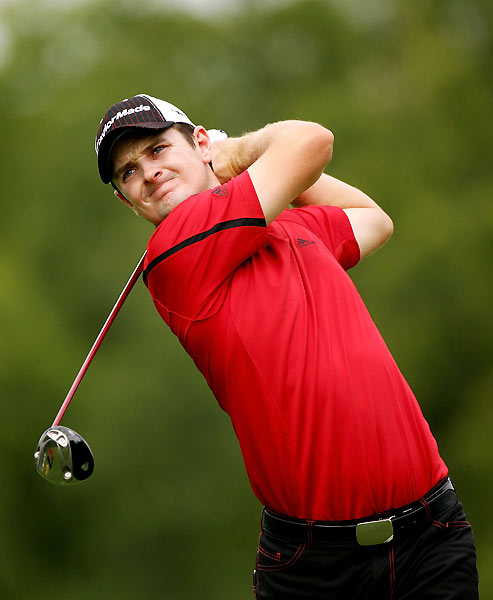 Still knocking on the door                                              Justin Rose, 27                                              England's Rose won the European Tour's Order of Merit in 2007, and he seems destined to wear the green jacket after holding at least a share of the first-round lead in 2004, 2007 (he finished T5) and 2008. Rose was one of five players to record top-10 finishes in the first two majors of 2007 — he notched a T10 at the U.S. Open at Oakmont — but in America he has yet to close the deal on Sundays.