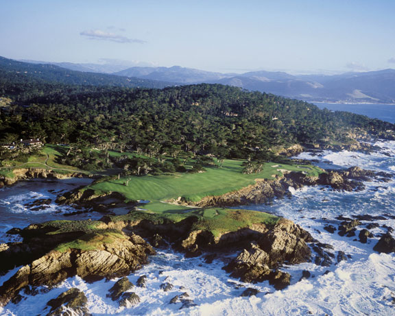 "Cypress Point Club, Pebble Beach, California: Bob Hope once memorably summed up Cypress Point: ""One year they had a big membership drive at Cypress. They drove out 40 members."" Hope was himself a member for more than 40 years, but he didn't recall playing there more than a half-dozen times outside of the ""Crosby Clambake."" He still paid, however. At the end of every year Cypress Point divides its total operating costs evenly among the members, even if they never set foot on the property that year."