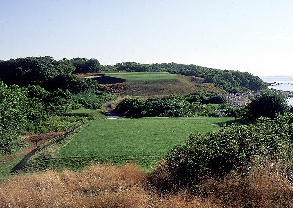 "Fishers Island Club, Fishers Island, New York: Accessible only by ferry, this summer resort island off Connecticut is populated by the oldest of the old money crowd and is almost as difficult to get to as it is to join. Architect Tom Doak said, ""I cannot deny that on a breezy summer's day, Fishers Island is one of the most idyllic places possible for a round of golf."" No doubt the ambience is enhanced by the paucity of players roaming its Seth Raynor-designed fairways."