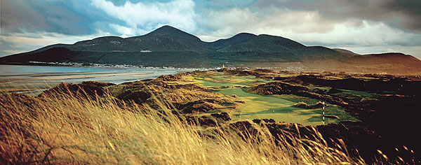 Royal County Down                           Newcastle, Northern Ireland, #5 World