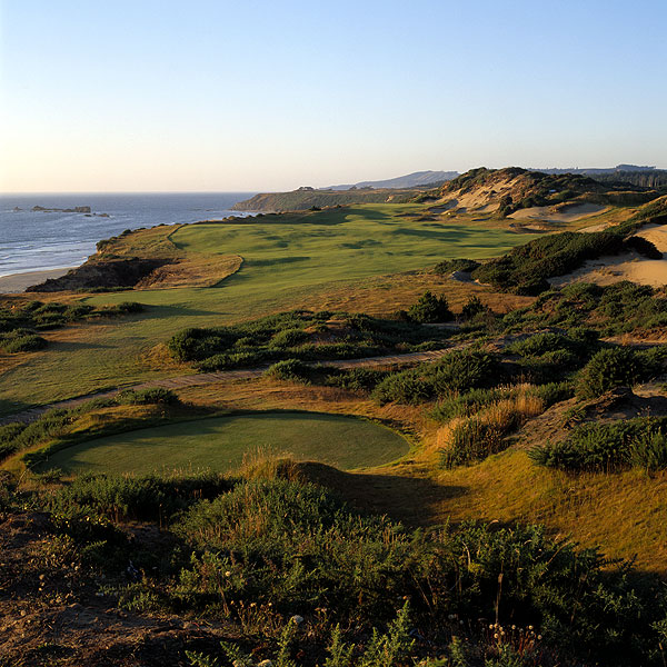 Best Par 3s                                               1. Cypress Point, California                       2. Pine Valley, New Jersey                       3. Pacific Dunes, Oregon                       Cypress Point received more votes than any other course in any other category. Augusta National finished a close fourth.                       Left: Pacific Dunes