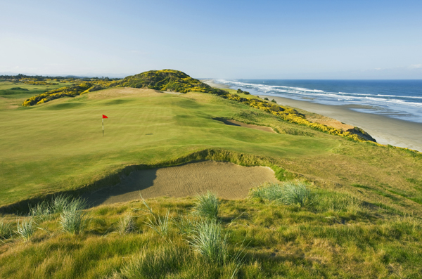 No. 10: Old Macdonald; Bandon, Ore.                           Designers: Tom Doak and Jim Urbina