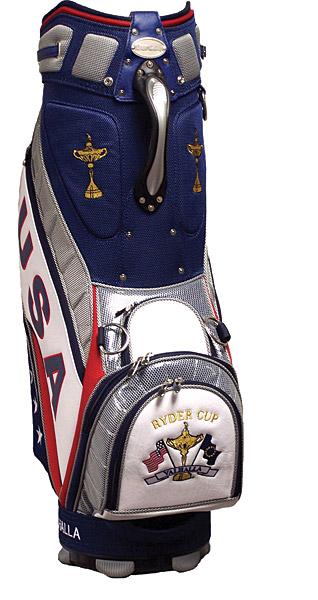 Burton staff bag, $295 (forefrontgolf.com)