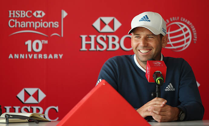 """I've always liked animals, so maybe a vet or something like that.""                           --Sergio Garcia on what career he would have if he didn't play golf."