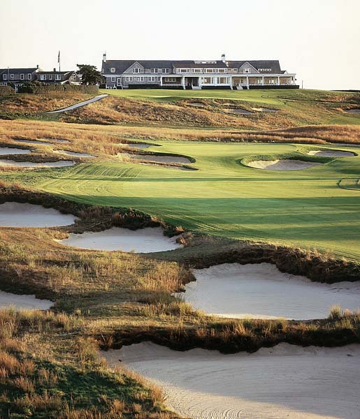 No. 2: Shinnecock Hills, Southampton, N.Y.                           (No. 5 on Golf Magazine's Top 100 Courses in the World)
