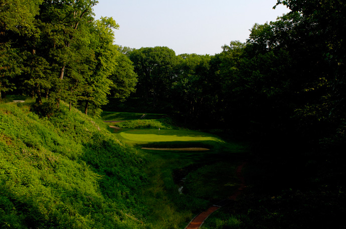 61. ShoreacresLake Bluff, Ill.                       More Top 100 Courses in the World: 100-76 75-5150-2625-1