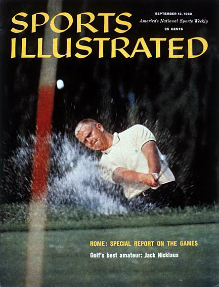 Sports Illustrated Covers: Jack Nicklaus                       September 12, 1960                       • Read the Articles