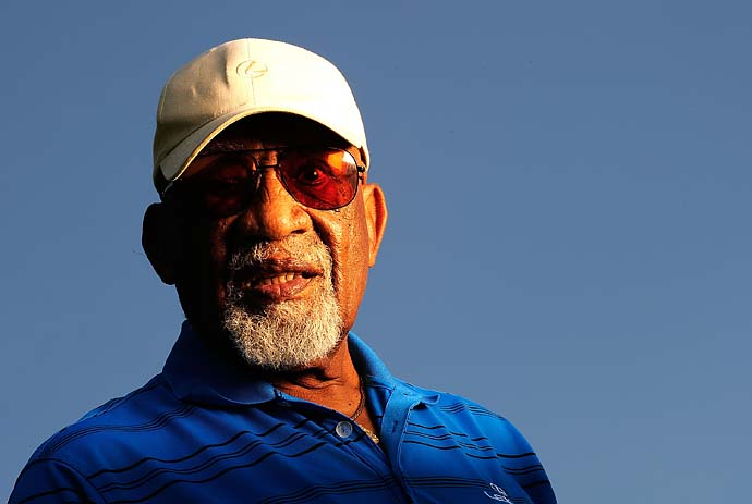 """I am excited that this project is happening now and that fans will be able to see and learn from the stories of other great African-Americans in the game.""                           --African-American golf pioneer Charlie Sifford on the new permanent exhibit at the World Golf Hall of Fame honoring the contributions of African-Americans to golf."