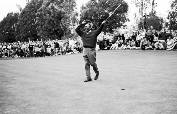 Charlie Sifford: A Life in PicturesIn 1969, Charlie Sifford won the Los Angeles Open. It was the second PGA Tour victory for Sifford, who in 1960 became the first African-American player to earn PGA Tour membership.