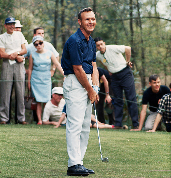 1966: Azaleas pop off TV screens as the Masters has its first color broadcast, on CBS.