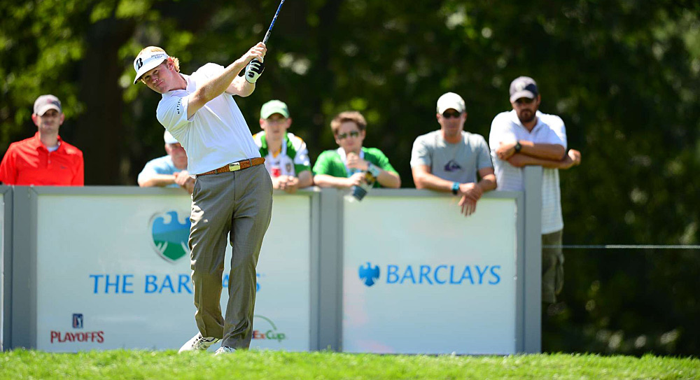 Brandt Snedeker boosted his chances for a Ryder Cup pick with a second-place finish.