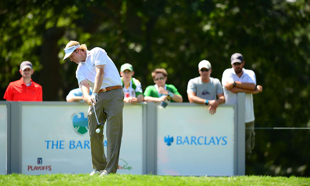 Brandt Snedeker shot a 70 to finish alone in second place.