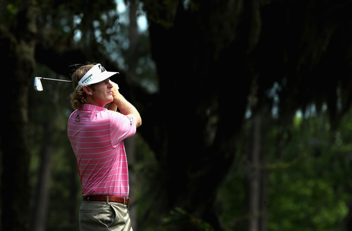 A week after contending at the Masters, Brandt Snedeker barely made the cut at Harbour Town.