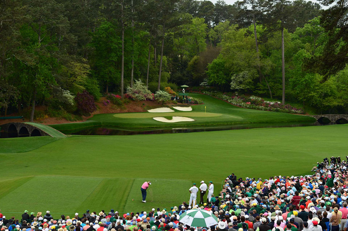 "Brandt Snedeker once again had a chance to win the Masters on the back nine, but he made four bogeys coming in to tie for sixth. ""I'm not as crushed as I was in 2008 because I know I'm going to be there again."""