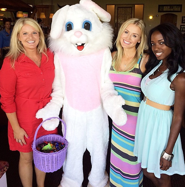 @blaironealEaster Brunch at @GrayhawkGolf #sogood #foodcoma #easter #love #easterbunny