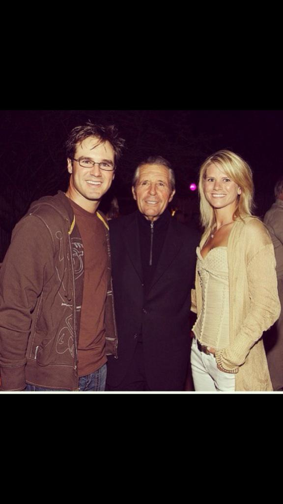 @carminita78Throwback Thursday with @TrevorImmelman and @garyplayer