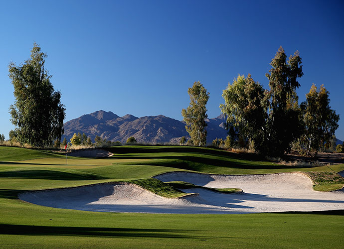 86. Ak-Chin Southern Dunes Golf Club Maricopa, Ariz.; Schmidt-Curley / Fred Couples (2002), golfsoutherndunes.com