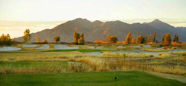 Southern Dunes Golf Club | Maricopa, Ariz.                                   Green fees: $29-$119                                   480-367-8949, golfsoutherndunes.com
