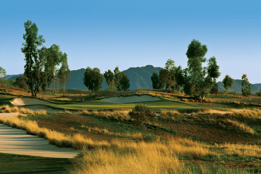 Southern Dunes Golf Club                            Maricopa, Ariz. -- $59-$119, golfsoutherndunes.com