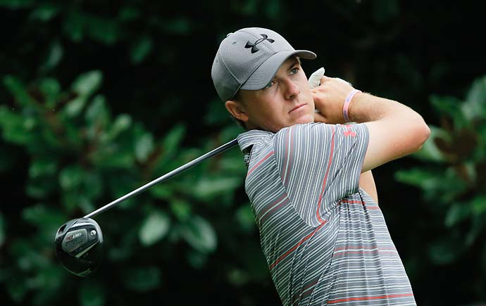 "Jordan Spieth has already passed Johnny Miller in career earnings in just his rookie season. ""Back then we played for peanuts,"" Miller said. ""Maybe some popcorn every now and then."""