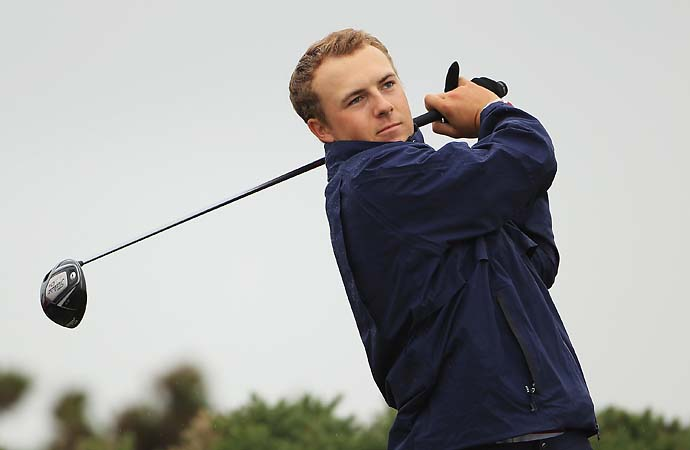 Jordan Spieth was the top point-getter for the United States at the 2011 Walker Cup at Royal Aberdeen in Scotland, but Great Britain and Ireland won the event.