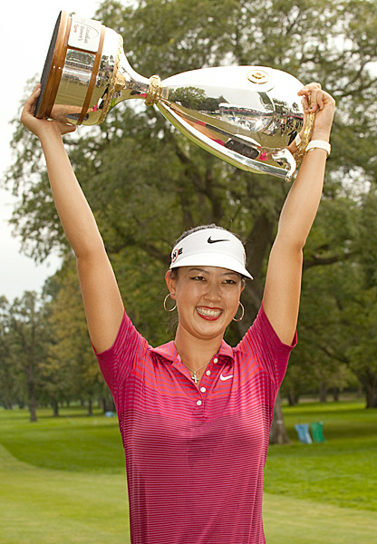 Wie captured her second-career LPGA Tour victory at the 2010 Canadian Women's Open at St. Charles Country Club. Wie led the tournament wire-to-wire after opening with a stellar round of 65, eventually winning by three shots over Jiyai Shin and Kristy McPherson.