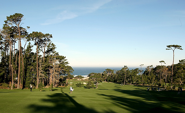 No. 8: Spyglass Hill Golf Course; Pebble Beach, Calif.                           Designer: Robert Trent Jones Sr.