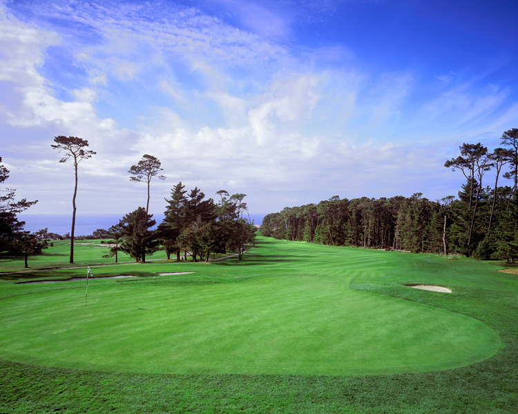 10. Spyglass Hill Golf Course                            Pebble Beach, Calif. -- $360-$395, pebblebeach.com