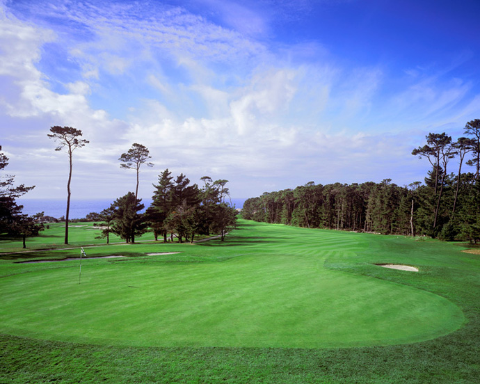 Spyglass Hill, $435: Though it can't match the prestige of its two siblings on the AT&T rota (Pebble Beach and Monterey Peninsula Country Club), Spyglass qualifies as the stoutest test. Prepare to hit it long. Prepare to hit it straight. Prepare to score five to seven strokes higher than you would at Pebble on any given day.
