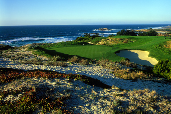 1. Spyglass Hill Golf Course                           Pebble Beach, Calif.                                                      How can a course that is invariably ranked in the top 50 courses in America be underrated? Simple. Spyglass Hill suffers in the long shadows cast by its neighbors, Pebble Beach and Cypress Point. Many serious golfers will claim under oath that Spyglass is harder than its more celebrated neighbors-and more than a few will whisper that it's better. Critics harp that once you leave the sixth tee, you're done with the ocean. That's true, but the inland holes are gorgeous and tough. Two are among the most underrated in golf: the reverse cambered par-4 8th that slopes to the right but doglegs left, and the brutal 16th, a rare par-4 these days where merely hitting the green in regulation is cause for celebration. Throw in recent improvements in drainage that have Spyglass in the best shape it's ever been and you have America's most underrated course.