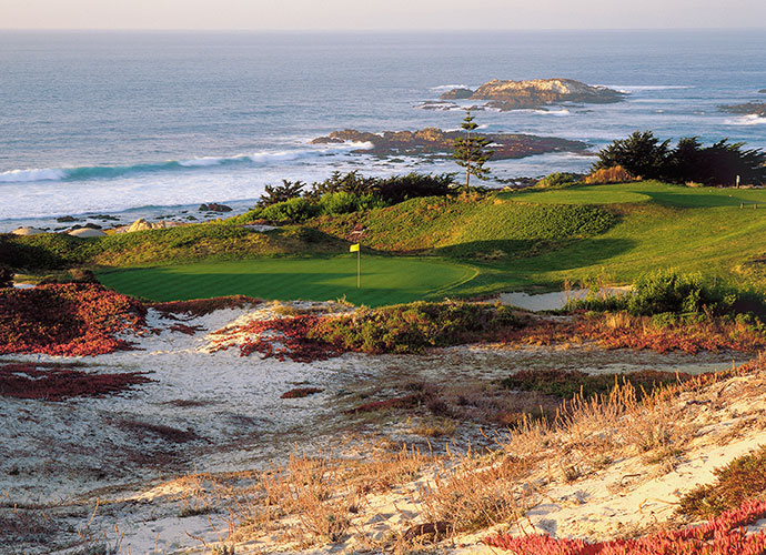 Spyglass Hill made the U.S. list but just missed out on the World ranking.
