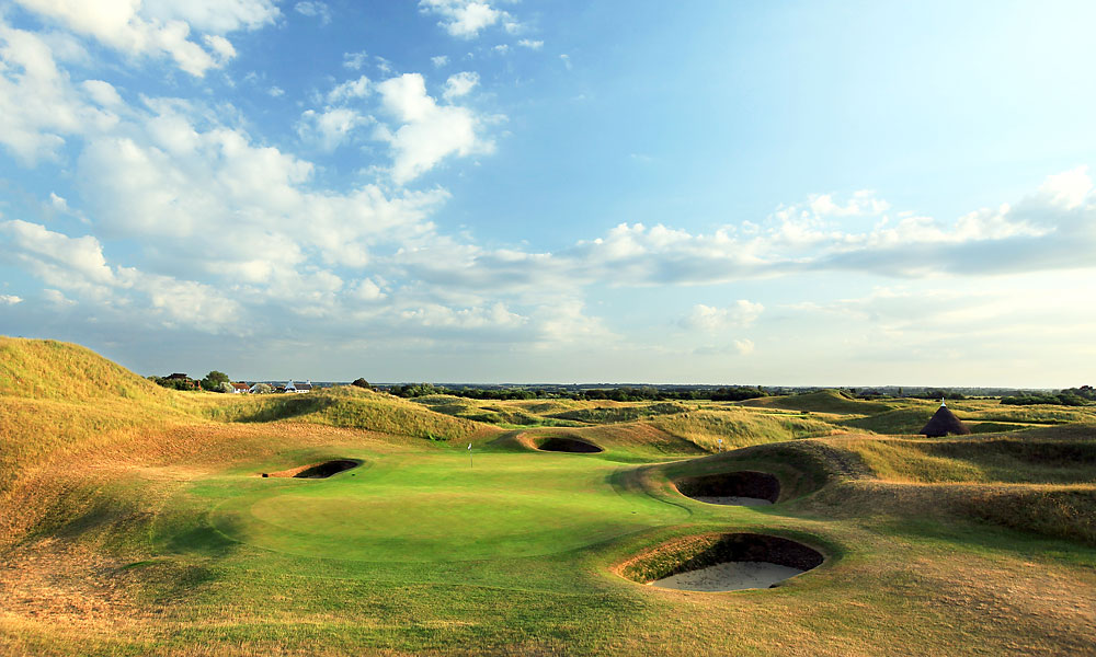 Sandwich                       Royal St. Georges — like many of these courses, it is more commonly known by the name of the town in which it is located — has held 14 Opens, including the 2011 edition, won by Darren Clarke.