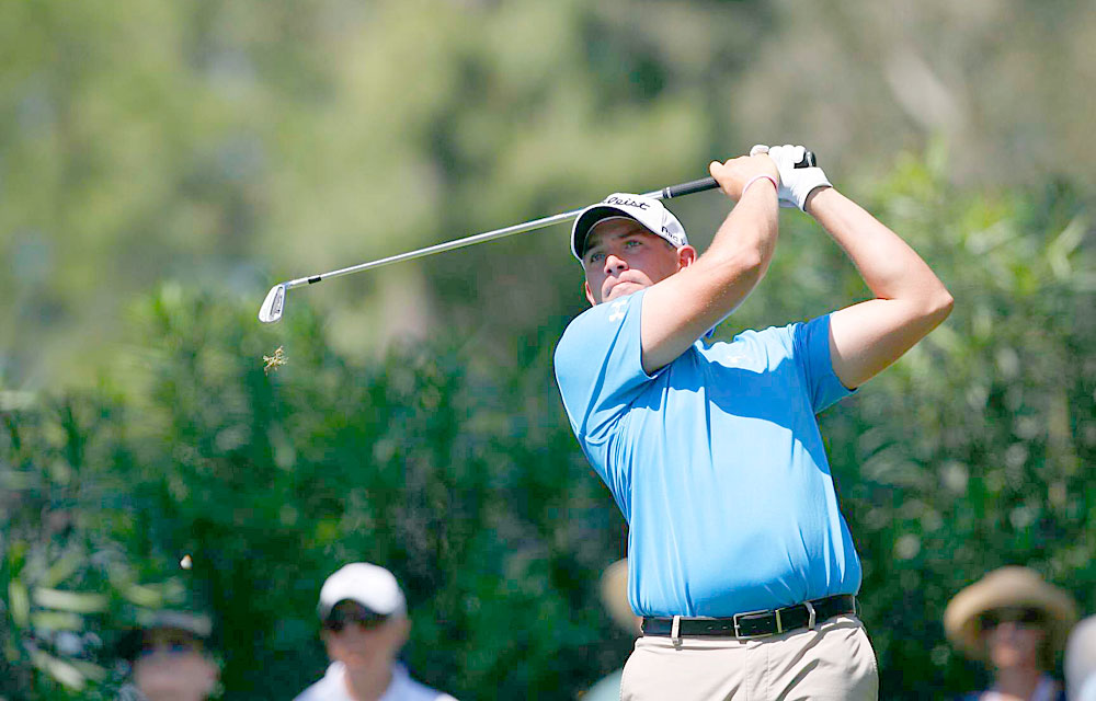 Scott Stallings                           How He Got to Kapalua: Won the Greenbrier Classic