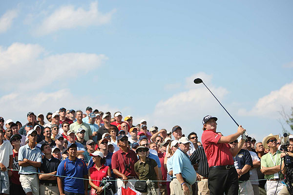 FedEx Cup Points: 260                       Playoff Results                       The Barclays: T15                        Deutsche Bank Championship: T27                        BMW Championship: T18