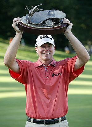 John Deere Classic                       Winner: Steve Stricker                       Steve Stricker shot 64 in the final round at the John Deere Classic to win his second tournament of the season.                                              Read the entire story