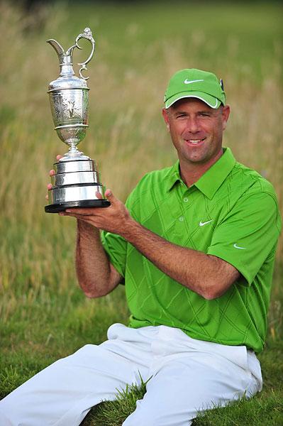 Stewart Cink, 2009 British Open