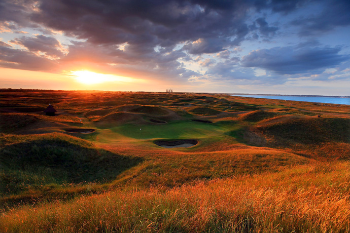 29. Royal St. George's                       Sandwich, England                       More Top 100 Courses in the World: 100-76 75-5150-2625-1