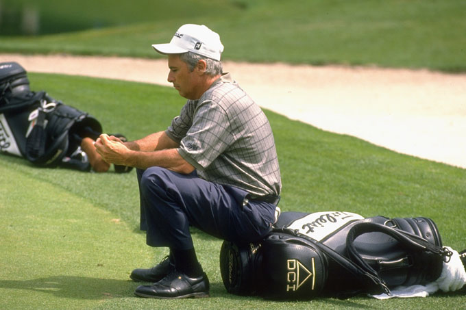 Curtis StrangeCareer Earnings: $7,599,951 Curtis Strange had to take a seat when he heard the news.