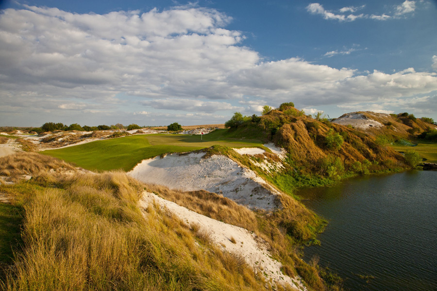 Best New U.S. Course You Can Play                             Streamsong Resort (Red Course) -- Polk County, Fla. -- streamsongresort.com