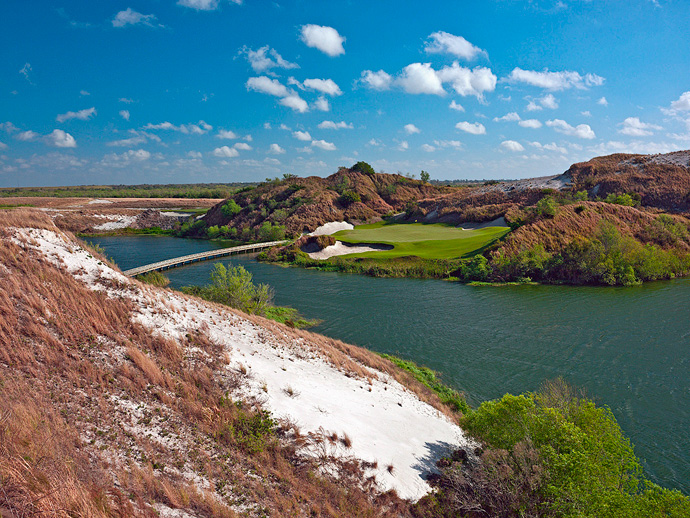 Streamsong Resort -- Streamsong                            streamsongresort.com, 863-354-6980, $175-$200