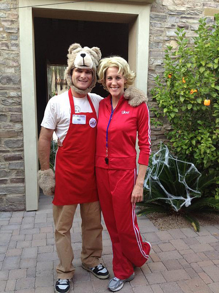 Kevin Streelman: @Streels54: Ted and Sue Sylvester!!!