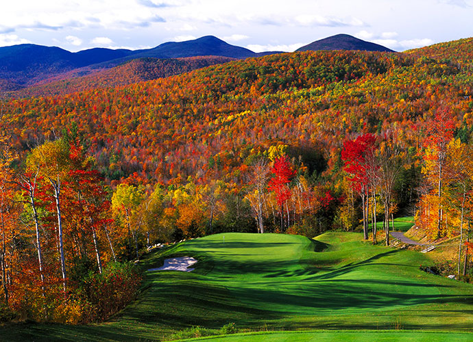 92. Sunday River Golf Club Newry, Maine; Robert Trent Jones II (2005) -- $89-$129, sundayriver.com